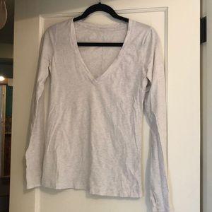 Lululemon long sleeve t shirt